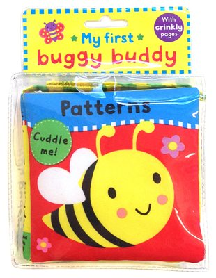 Book cover for My First Buggy Buddy: Patterns